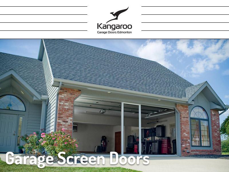 Garage screen doors kangaroo garage doors solutioingenieria Image collections