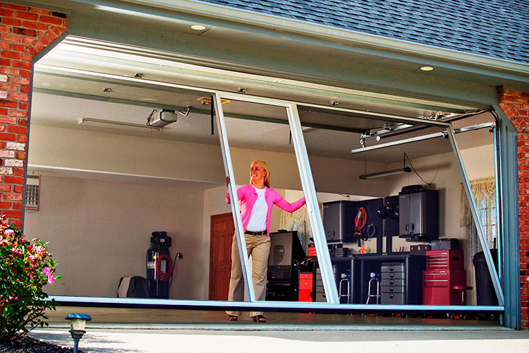 Garage screen doors kangaroo garage doors how does it work solutioingenieria Image collections